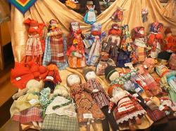 Коллекция кукол Поповой Т.П