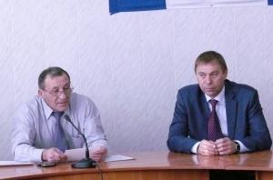 Областная комиссия по контролю за ходом противопаводковых мероприятий