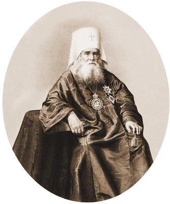 8 сентября День Рождения Святителя Иннокентия (Вениаминова)
