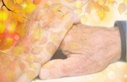 День пожилых людей. Логотип