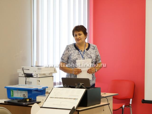 «Точки роста» открылись в трех сельских школах Тайшетского района