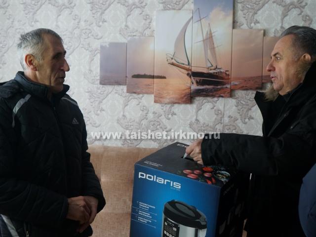 Виталий Мутко и Игорь Кобзев прибыли в Тайшетский район.(Фотоотчет.)