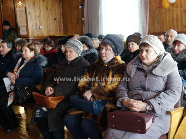 Продолжаются отчеты глав поселений перед населением