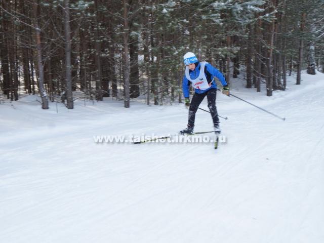 В Тайшетском районе прошла Всероссийская массовая лыжная гонка «Лыжня России-2020»