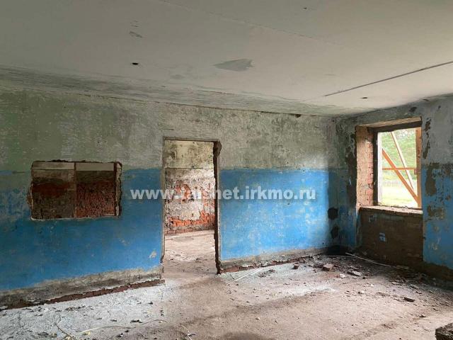 В здании интерната Шелеховской СОШ начался капитальный ремонт