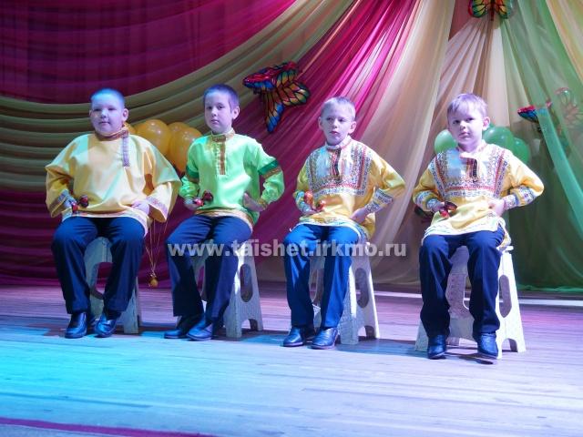 Фестиваль детского и юношеского творчества «Дар»
