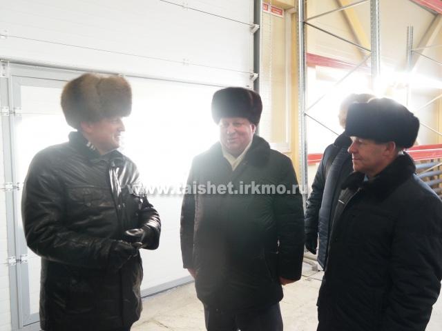 На станции Тайшет ВСЖД открыли новый грузовой двор