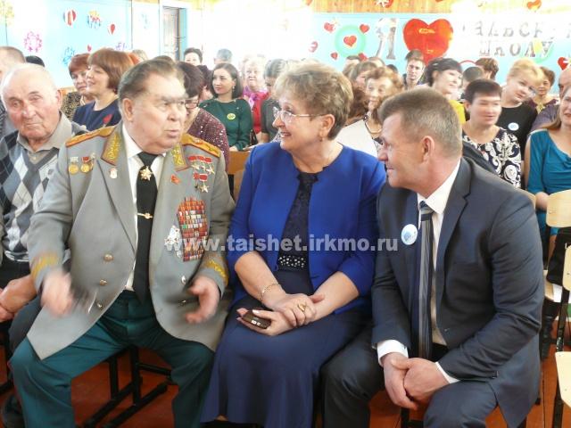 Тальская школа отметила 100-летний юбилей