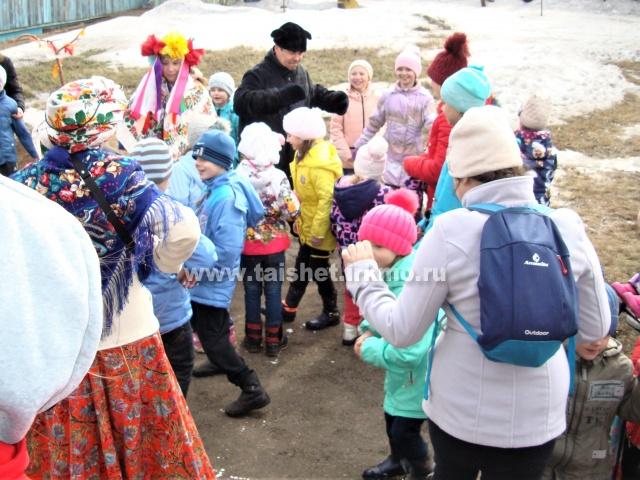 Древнейший славянский праздник Комоедица