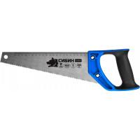 Ножовка Сибин ТУЛБОКС, 300 мм, шаг 9 TPI (3 мм), 15056-30