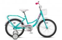 "Велосипед Stels 16"" Flyte Lady (11 бирюзовый)"