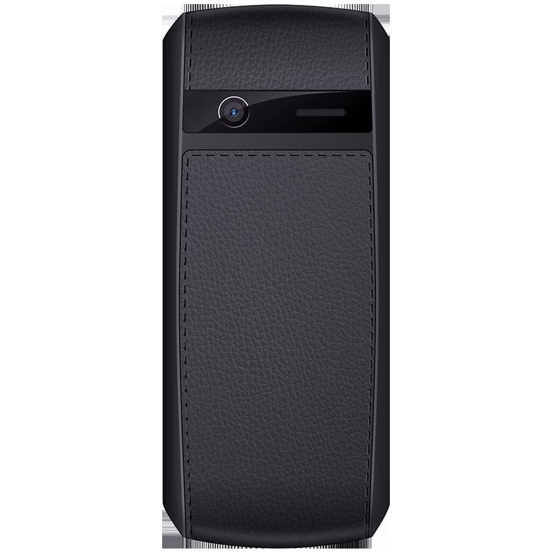 Сотовый телефон Texet TM-D328 черный (2Sim)