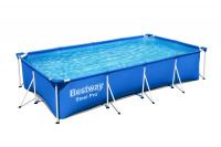 Каркасный бассейн Bestway Steel Pro 56405 BW