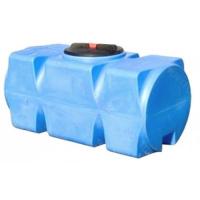 Бак для воды Terra СН500 квадратный - синий