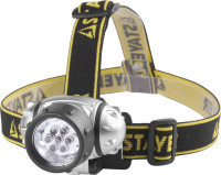 """Фонарь Stayer 56572 """"STANDARD"""" налобный светодиодный"""