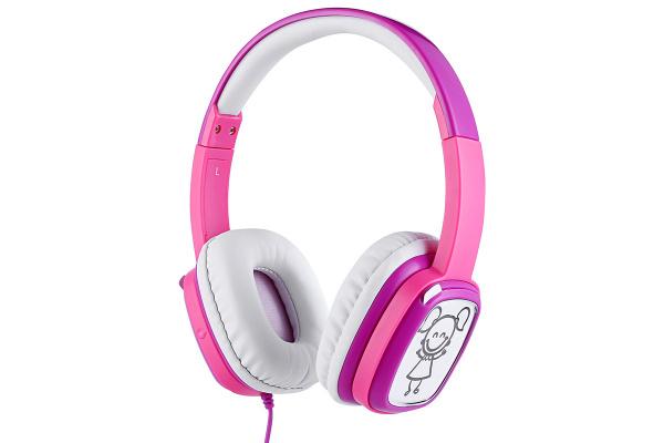 Наушники Harper HN-302 Pink