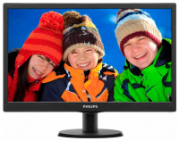 Монитор Philips 193V5LSB2/10(62) Black