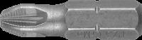 "Биты Зубр ""МАСТЕР"" кованые, PZ3, 25 мм, 2 шт, 26003-3-25-2"