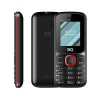 Сотовый телефон BQ 1848 Step+ Black+Red
