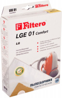 Пылесборники Filtero LGE 01 (4) Comfort