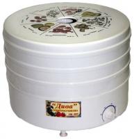 Сушилка для овощей и фруктов Ротор Дива СШ-007-01