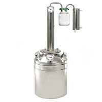 Самогонный аппарат (дистиллятор) Умелец ЦФБ, 13 л