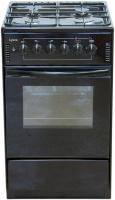 Газовая плита с электрической духовкой Лысьва ЭГ 401-2у черная