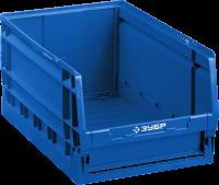 Ящик-лоток для хранения сборно-разборный Зубр ЛСР-15, 38063-15
