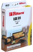 Пылесборники Filtero LGE 01 (4) Эконом