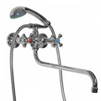 Смеситель для ванны с душем Mixline ML10-02, 522151