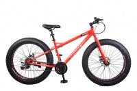 """Велосипед Torrent Bombato (26"""" / 18"""" / Красный, Сталь)"""