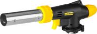 Газовая горелка с пъезоподжигом на баллон с цанговым соединением Stayer ProTerm PG500 55580
