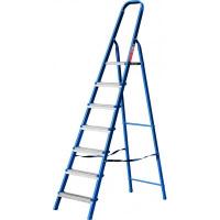 Лестница-стремянка Mirax, 7 ступеней, 141 см, 38800-07