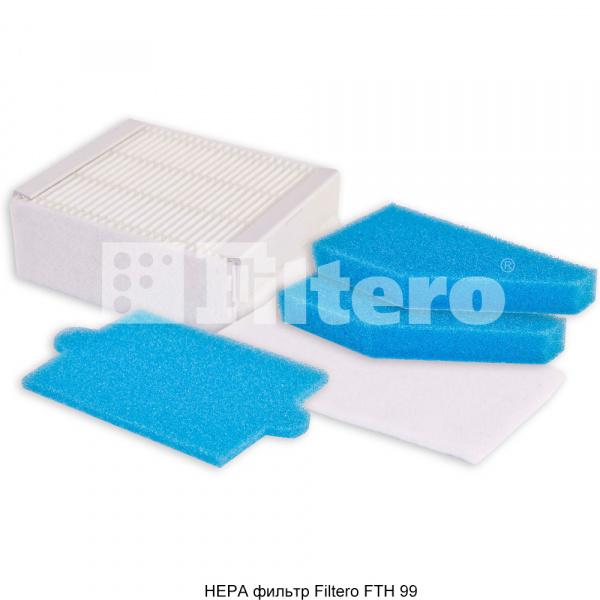 HEPA фильтр Filtero FTH 99 для пылесосов Thomas XT/XS