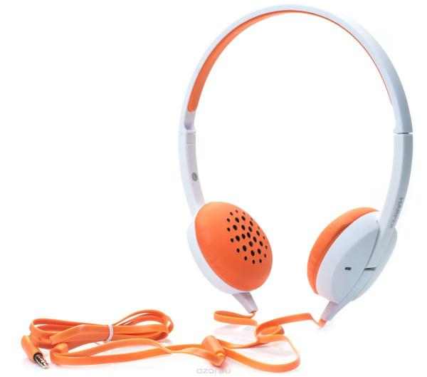Наушники Harper HN-300 orange