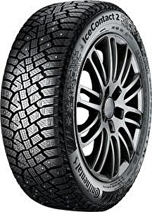 Шина Continental Conti IceContact2 SUV 235/55R17 103T 347093 XL FR KD шип