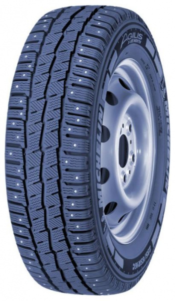 Шина Michelin Agilis X-Ice North 225/70R15C 112/110R 421065 шип