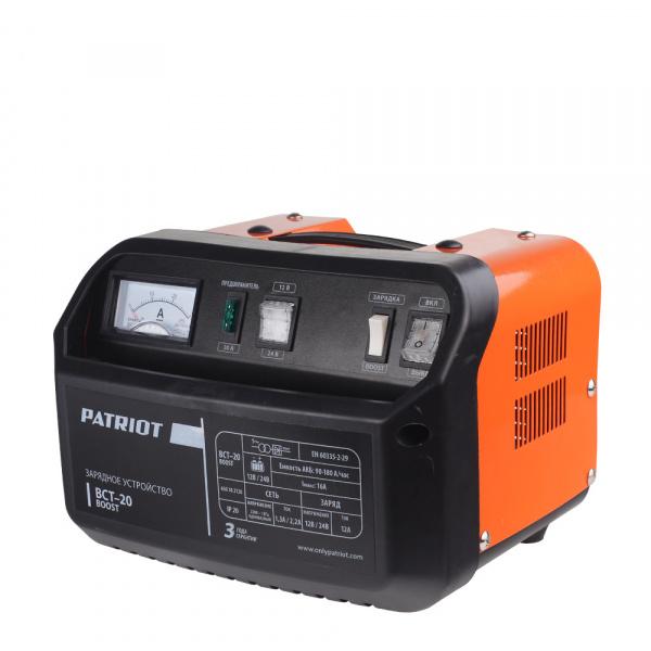 Устройство заряднопредпусковое Patriot BCT-20 Boost, 650301520