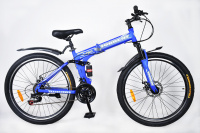 Велосипед Torrent Transformer Темно-синий