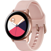 Смарт часы Samsung SAM часы R500 Galaxy Watch active gold