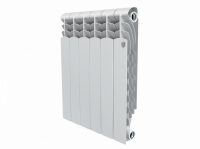 Радиатор водяного отопления Royal Thermo Revolution 500 - 6 секций