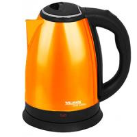 Чайник Willmark WEK-1808SS оранжевый