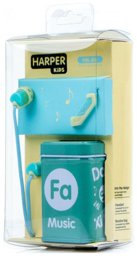 Наушники Harper Kids HK-66 Blue
