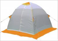 Палатка Лотос 2 (оранжевый), 17022