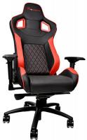 Игровое кресло Thermaltake GT Fit Black/Red