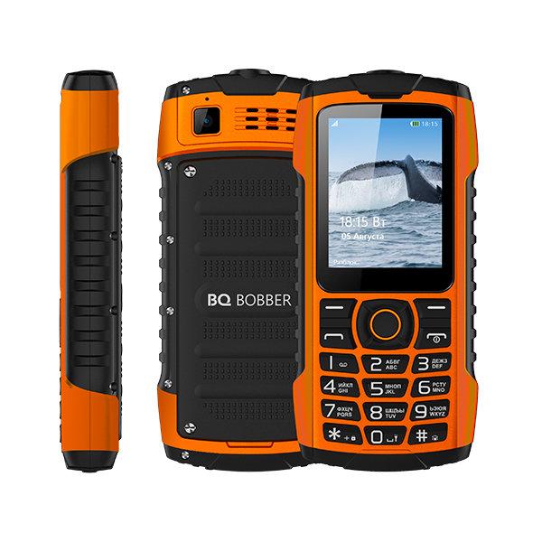 Сотовый телефон BQ 2439 Bobber Оранжевый