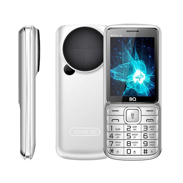 Сотовый телефон BQ 2810 BOOM XL Silver
