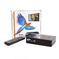 Ресивер цифровой Сигнал DVB-T2 HD HD-300