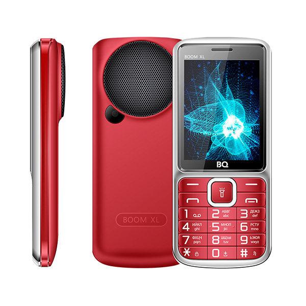 Сотовый телефон BQ 2810 BOOM XL Red
