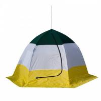 Палатка 3-местная дышащая Стэк Elite 354-129